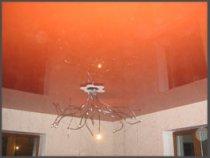 фото потолков, натяжные