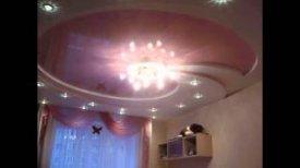 Дизайн потолков из